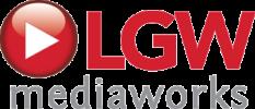 LGW Mediaworks logo